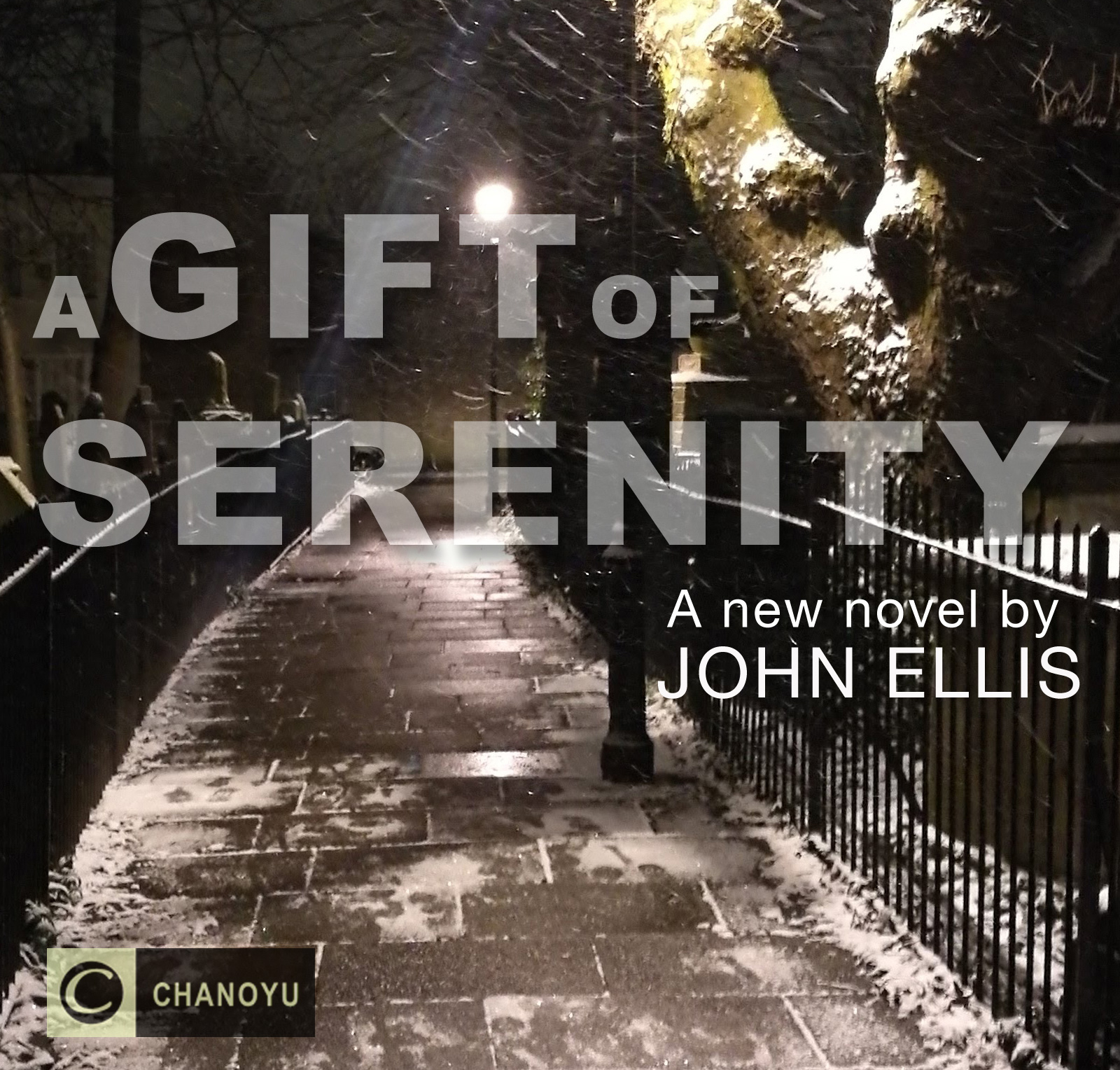 A Gift Of Serenity: Signed copy